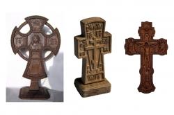 Кресты келейные