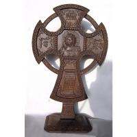 Крест на подставке большой