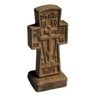 Крест на подставке малый без распятия