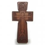 Крест настенный без распятия 2