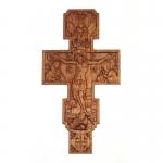 Крест с распятием, с ангелами