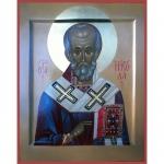 Икона святителя Николая (14в)