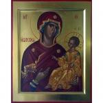 Икона Богоматери Иверская (Душеспасительница)