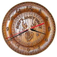 """Часы """"Мир дому сему"""""""