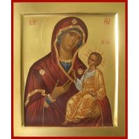 Икона Богоматери Иверская