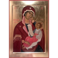 Икона Богоматери Утоли мои печали