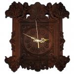 Часы с орфеями