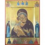 Икона Богоматери Владимировская