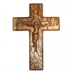 Крест настенный с распятием