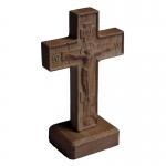 Крест на подставке малый с распятием